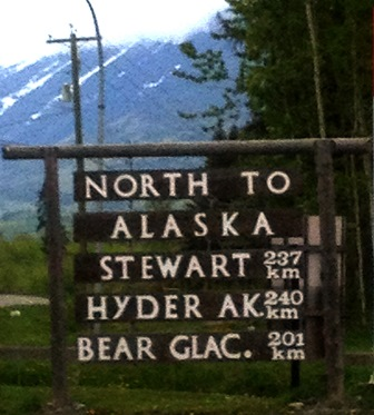 North to Alaska