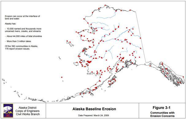 erosion sites AK